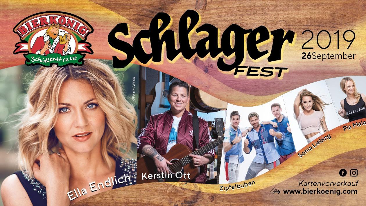 Bierkönig Schlager Fest