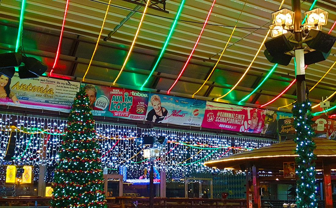 Weihnachten im Bierkönig